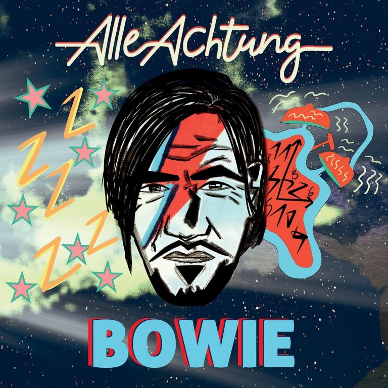 alle achtung bowie album cover